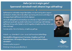 Jóhann Ingi